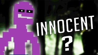 Five Nights at Freddy's is FINALLY SOLVED? | Purple Man's Final Story
