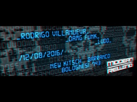 MODERN/REWIND VOL.9 - DAMG FUNK - 12/08/2016