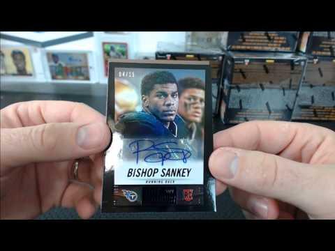 2014 Panini Hot Rookies Football Case Break #1