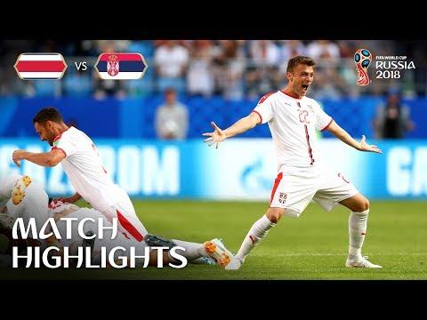 Xxx Mp4 Costa Rica V Serbia 2018 FIFA World Cup Russia™ Match 10 3gp Sex