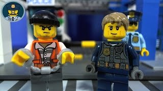 LEGO Police Station Breakout Part 2