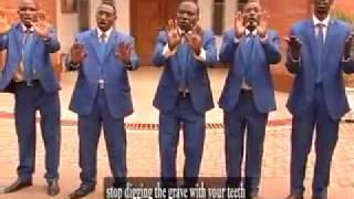 Sigaho Gucukuza Imva amenyo by Ibisonga bya Kristo Choir Vol2