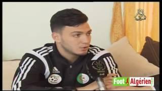 Équipe nationale : Rien de grave pour Ramy Bensebaïni