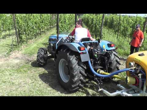 TIV tractorum in vigneto parte 2