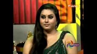 Namitha Kapoor Hot on TV