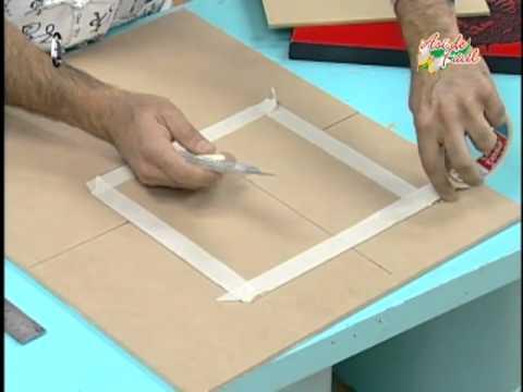 Manualidades Van Gogh Cuadros con textura.f4v