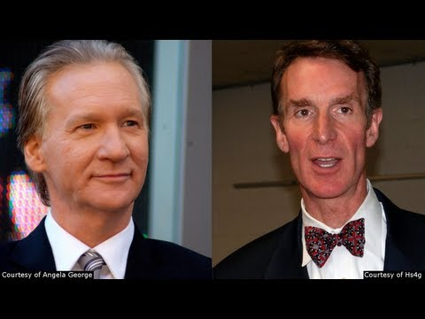 Xxx Mp4 Bill Nye Bill Maher Blast Creationists 3gp Sex
