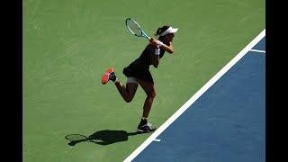 2017 Western & Southern Open QFs   Garbiñe Muguruza vs Svetlana Kuznetsova   Highlights