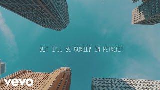 Mike Posner - Buried In Detroit (Lucas Lowe Remix) (Lyric Video) ft. Big Sean