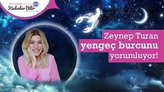 Zeynep Turan'dan Mayıs Ayı Yengeç Burcu Yorumu
