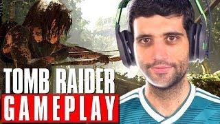 Esse jogo me SURPREENDEU demais, Shadow Of The Tomb Raider GAMEPLAY