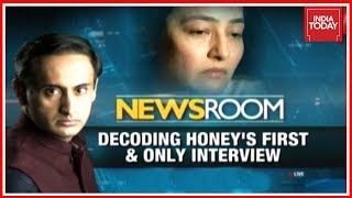 Newsroom: Decoding Honeypreet's First Interview After She Was Traced