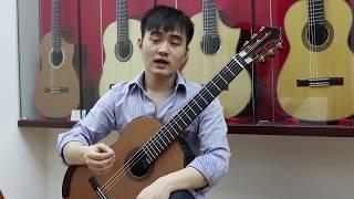 Matteo Carcassi - Etude No. 3 in A, Op.60 ,Abrsm Grade 5 (Guitar tutorial)