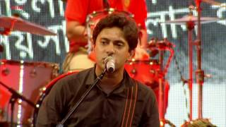 Band Shunno Full Performance at Joy Bangla Concert, 2016