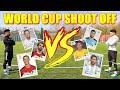 BILLY WINGROVE VS JEREMY LYNCH | SHOOTING, VOLLEYING & CONTROL CHALLENGE!
