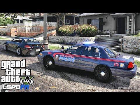 GTA 5 LSPDFR 0.3.1 - EPiSODE 325  - LET'S BE COPS - CITY PATROL (GTA 5 PC POLICE MODS) ATL