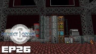 Project Ozone 3 EP26 - Mekani...... PneumaticCraft!