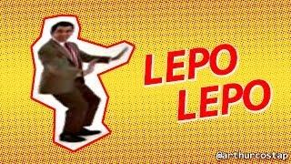 MR BEAN DANÇANDO LEPO LEPO
