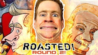 I GET ROASTED through Insulting ART!? - Round 2!