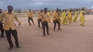 Kwaya ya Upendo Usharika wa Hai Mjini.