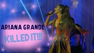 Ariana Grande's BEST BREAK FREE PERFORMANCE In a While!!