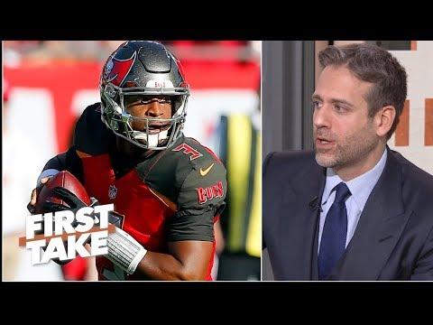 Bucs doubling down on Jameis Winston by hiring Bruce Arians a mistake Max Kellerman First Take
