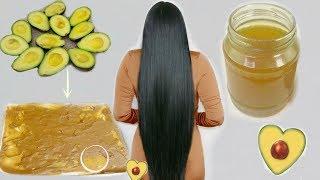 Aceite de Aguacate Casero  Extra Virgen 🥑 Cabello más largo ,Brillante y saludable-fashionbycarol