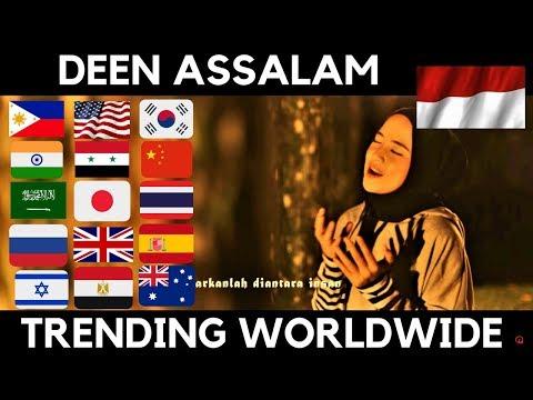 Deen Assalam Cover by SABYAN  Reaction by Saudi Expats