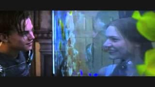 Romeo + Juliet, Fish Tank Scene