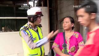 Ketulusan Para Polisi Hibur Korban Kebakaran di Pinangsia Jakarta Barat - 86