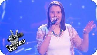 Stevie Wonder: Signed, Sealed, Delivered (Antonia) | Halbfinale | The Voice Kids 2015 | SAT.1