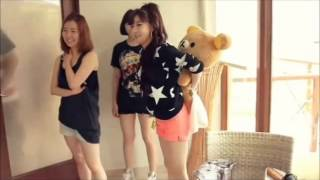 2NE1 Funny Moments [ in Jeju and Philippines]