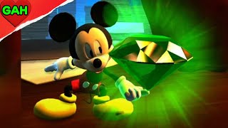 Castle of Illusion Starring Mickey Mouse HD Longplay [PS3/PSN HD]