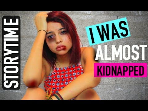 I Was Almost Kidnapped | STORYTIME |