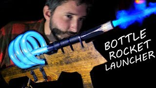 Making a Plasma Coil Bottle Launcher