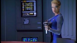 Seven of Nine, best moments | Season 5 - Star Trek: Voyager