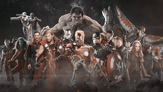 Avengers  Infinity War Trailer 2018 [HD1080] [English Subtitle]
