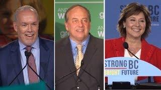 REPLAY: B.C. government confidence vote