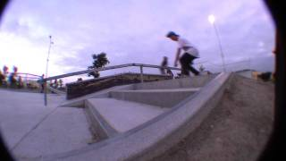 12 Tricks down the stairs with Jesse Rogers