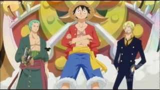 One Piece Amv- Fishman Island- Falling inside the black