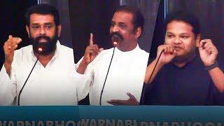 Smart! How K.Balachandar gets the lyrics written by Vaalee? | Kalam Salaam | TN 227