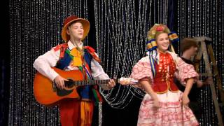 """Gunther and Tinka - Shake It Up """"Goat For Christmas"""" from Disney Channel's"""
