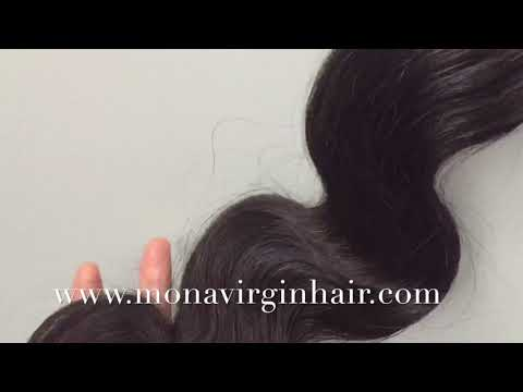 Xxx Mp4 Mona Hair Brazilian Body Wave Use 100 Virgin Human Hair From Young Ladies So Good Quality 3gp Sex
