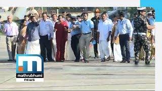 Defence Minister Nirmala In Kerala To Assess Cyclone Damage| Mathrubhumi News