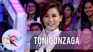 GGV: Toni shares when she and Paul plan to have a second child