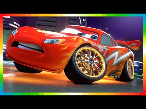 Cars Toon ENGLISH Mater s Tall Tales Maters McQueen kids movie Mater Toons the cars