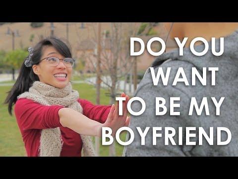 Do You Want To Be My Boyfriend FROZEN PARODY