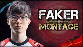 Faker Montage - Highlights 2016