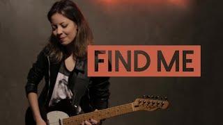 Juliana Vieira: Find Me (ft. Lana Ferreira, Camila Teixeira) LIVE