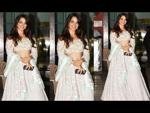 Xxx Mp4 Kiara Advani Hot At Arpita Sharma Diwali Party 2017 3gp Sex